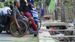An estimated 12% of Indonesians have a disability and this figure is expected to rise