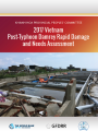 2017 Vietnam post-typhoon damrey rapid damage and needs assessment