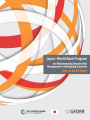Japan-World Bank Program 2015-16 Annual Report
